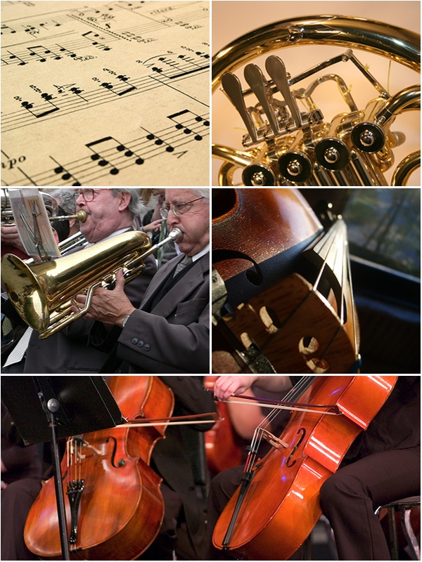 A Classical ensemble is the perfect way to give your wedding ceremony a traditional feel.