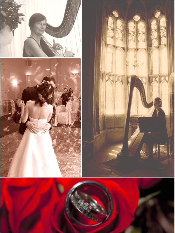Classical Harpists: Hop Till You Drop Wedding Music and Party Music Agency