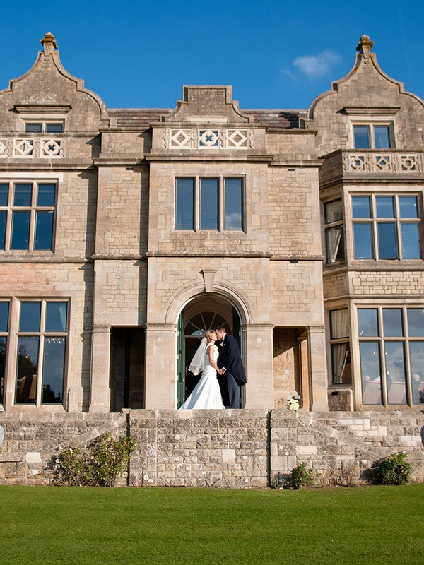 Enhance your wedding day at Old Down Manor with live music