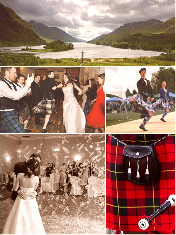 Scottish celidh bands: Hop Till You Drop Wedding Music and Party Music Agency
