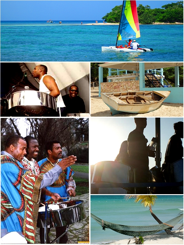 Spirit of the Caribbean: Book steel bands for weddings and parties
